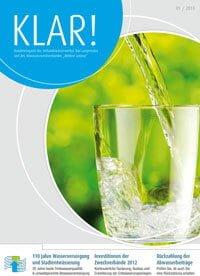 KLAR_Kundenmagazin_WAZV_2013-01