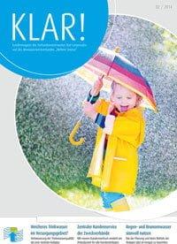 KLAR_Kundenmagazin_WAZV_2014-02