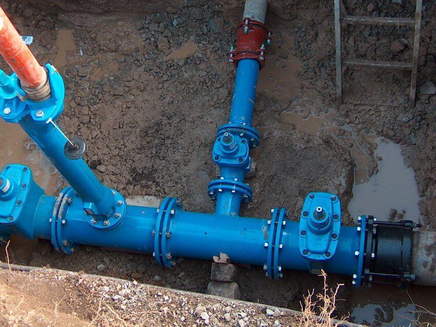 Frostschäden schnell beseitigen – Trinkwasserverluste vermeiden