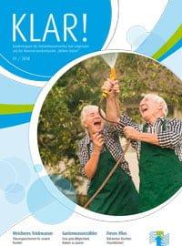 Kundenmagazin KLAR! (Ausgabe 01/2018)